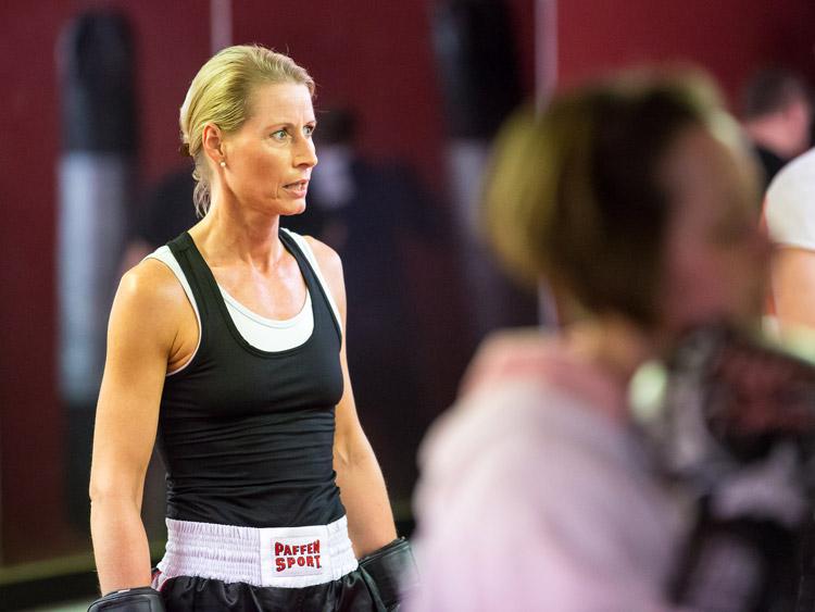 Trainerin für Kickbox Sport gesucht?