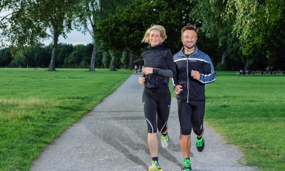 Ihre Laufrainer in Köln | Susan und Gregor